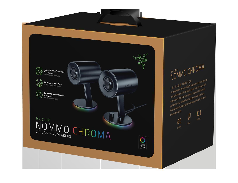 Аудио система Razer Nommo Chroma - 5