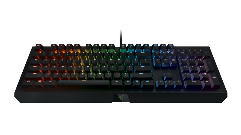 Механична клавиатура Razer BlackWidow X Chroma BW – US layout - 6
