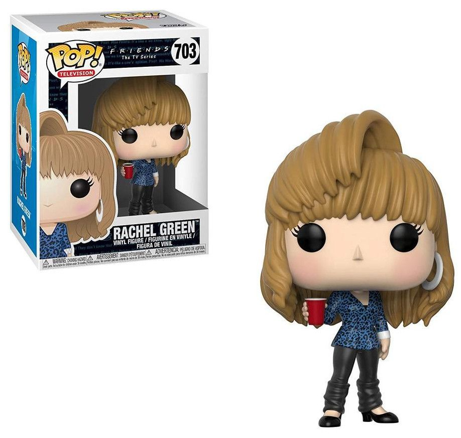 Фигура Funko Pop! Television: Friends - 80's Hair Rachel Green, #703  - 2