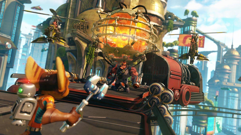 Ratchet & Clank (PS4) - 8