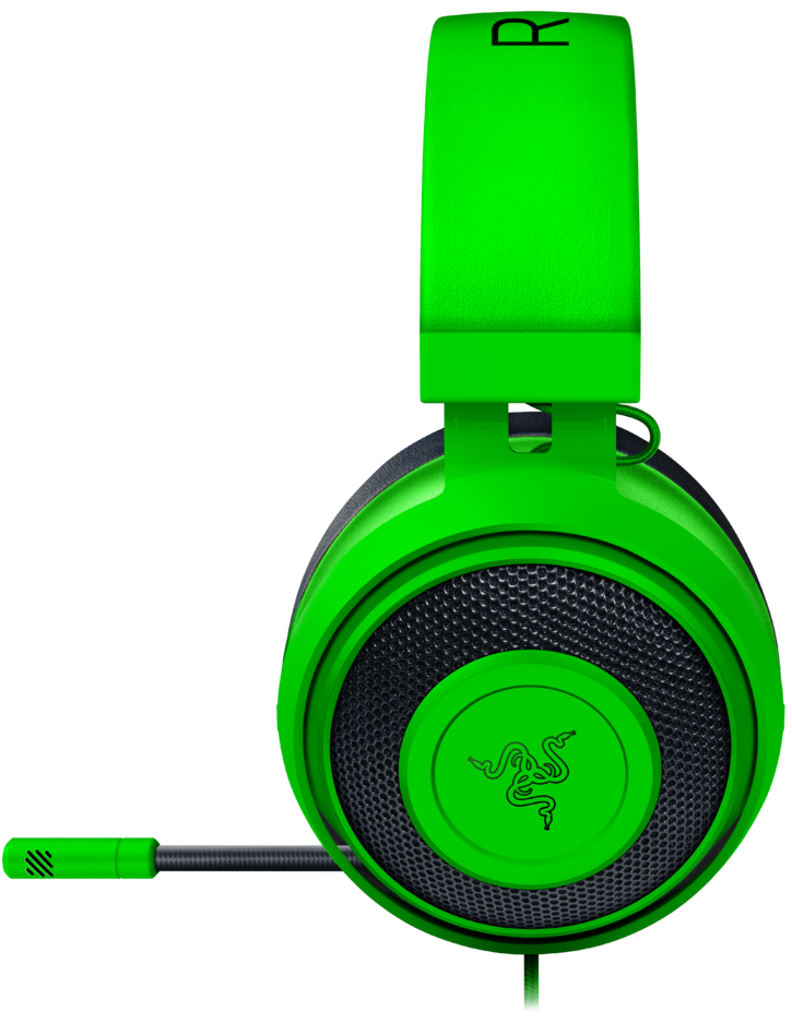 Гейминг слушалки Razer Kraken - Multi-Platform, зелени - 4