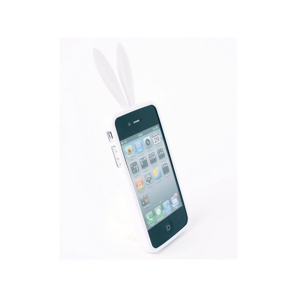 Rabito Bunny Case за iPhone 5 - лилав - 3
