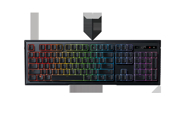 Гейминг клавиатура Razer Ornata Chroma - 4