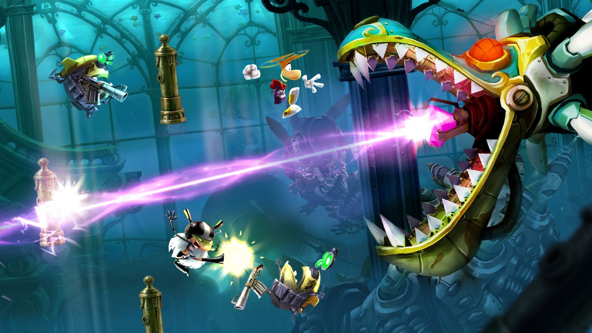 Rayman Legends (PS3) - 13