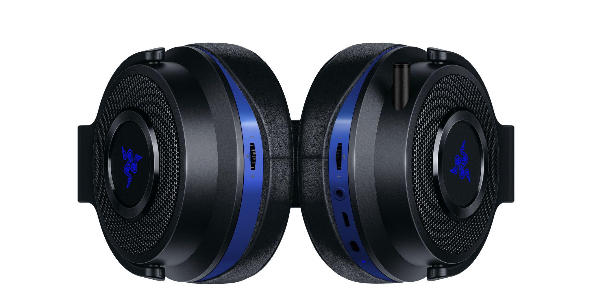 Гейминг слушалки Razer Thresher for PS4 - 5