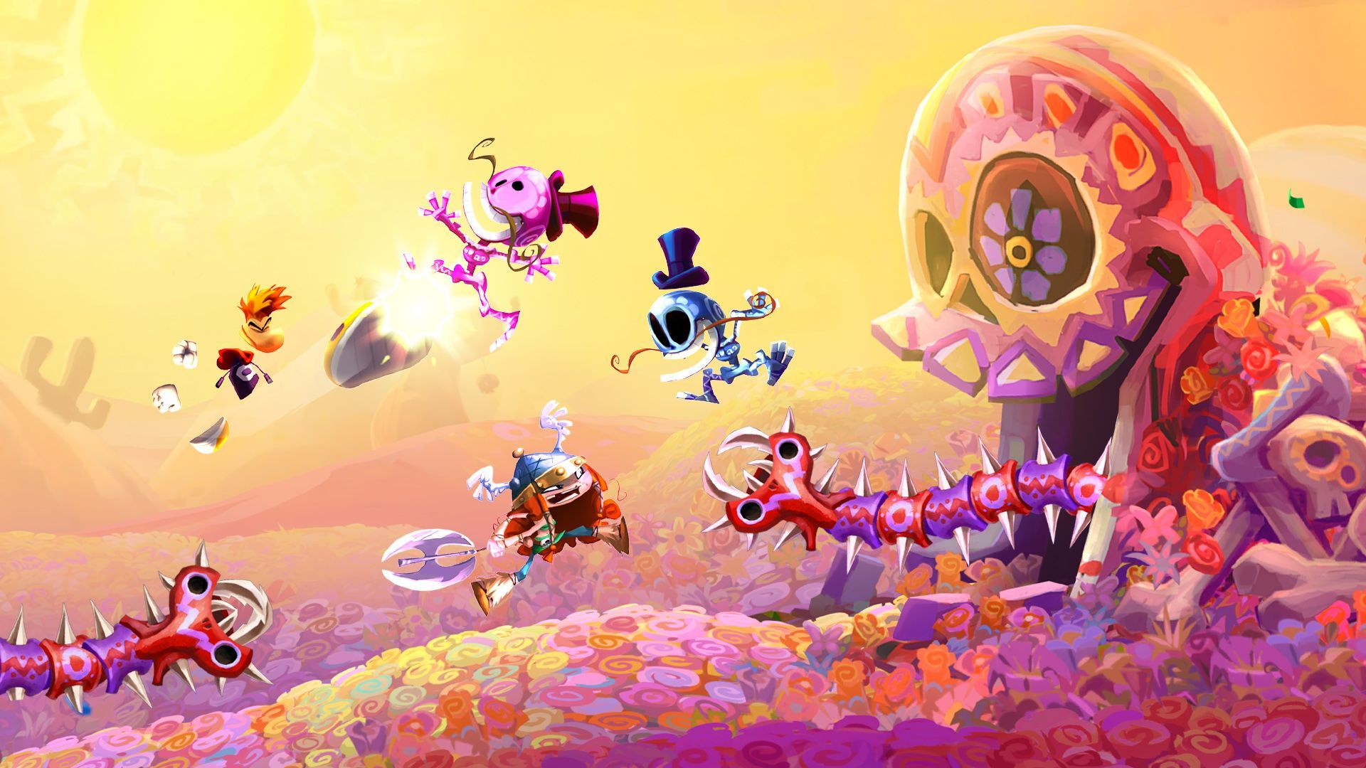 Rayman Legends (PS3) - 6