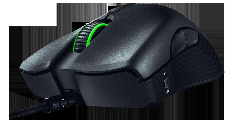 Гейминг мишка Razer Mamba + пад Firefly Hyperflux Bundle - 8