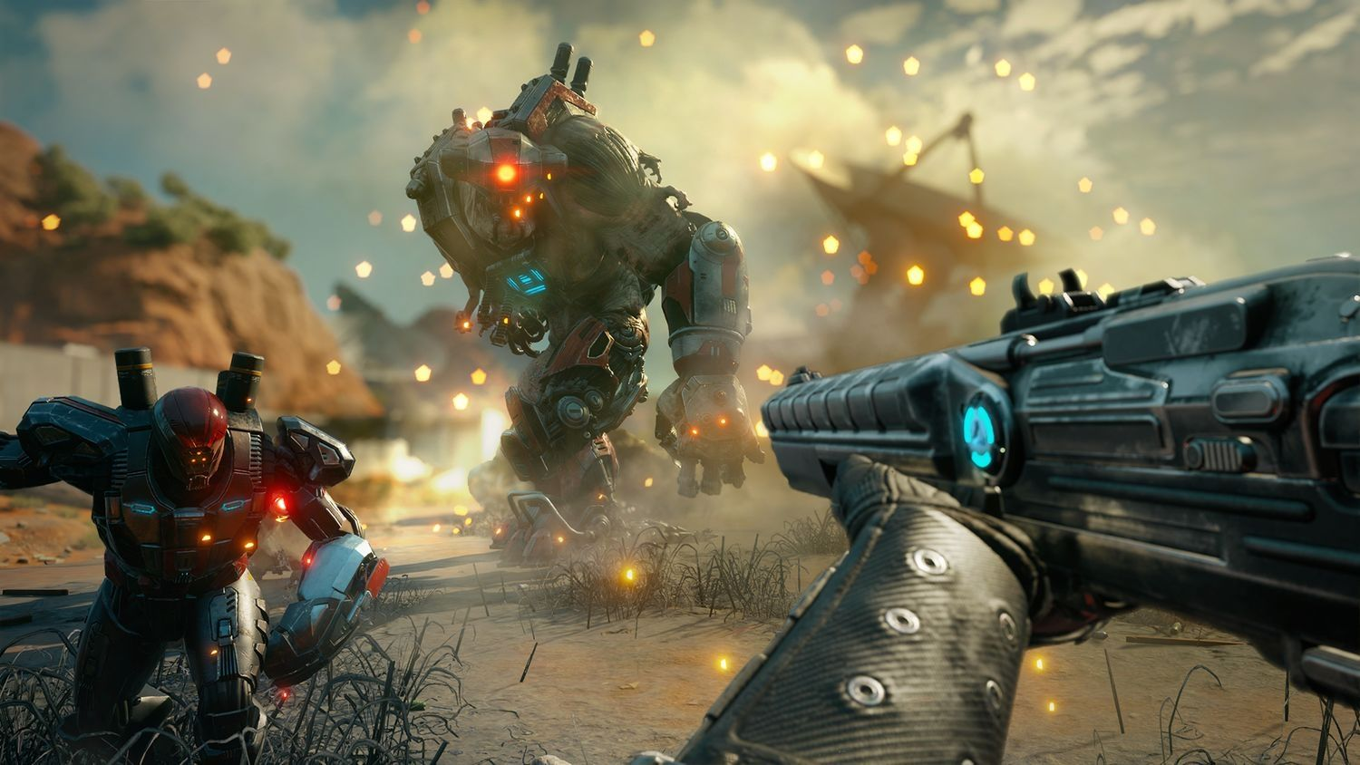 Rage 2 Wingstick Deluxe Edition (PS4) - 16