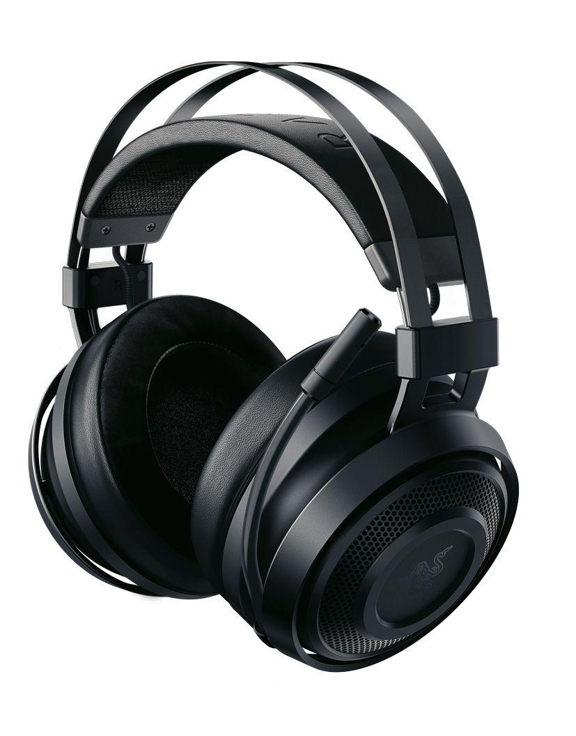 Гейминг слушалки Razer Nari Essential - 1