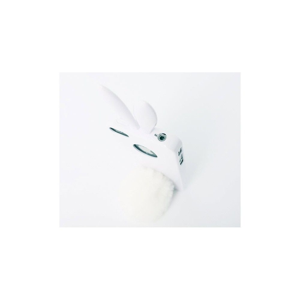 Rabito Bunny Case за iPhone 5 - лилав - 4