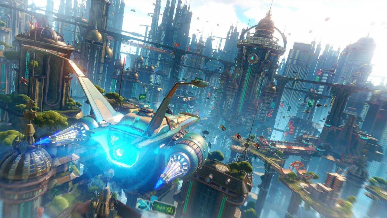 Ratchet & Clank (PS4) - 9