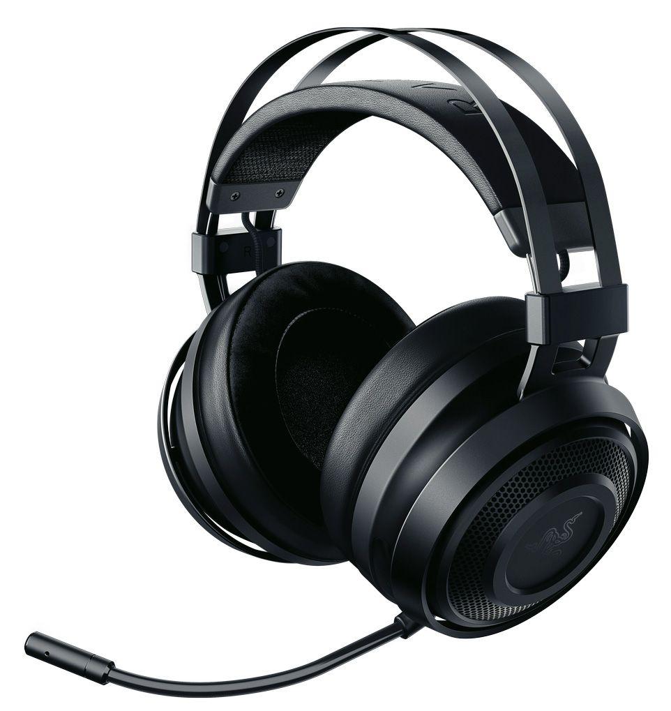 Гейминг слушалки Razer Nari Essential (разопакован) - 1