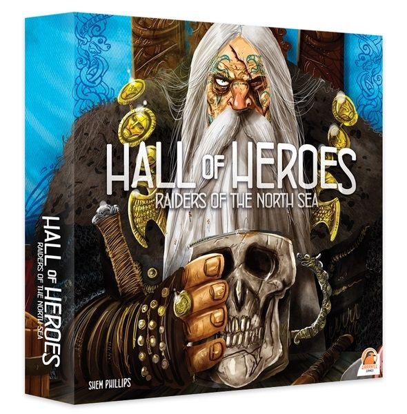 Разширение за Raiders of the North Sea - Hall of Heroes - 1