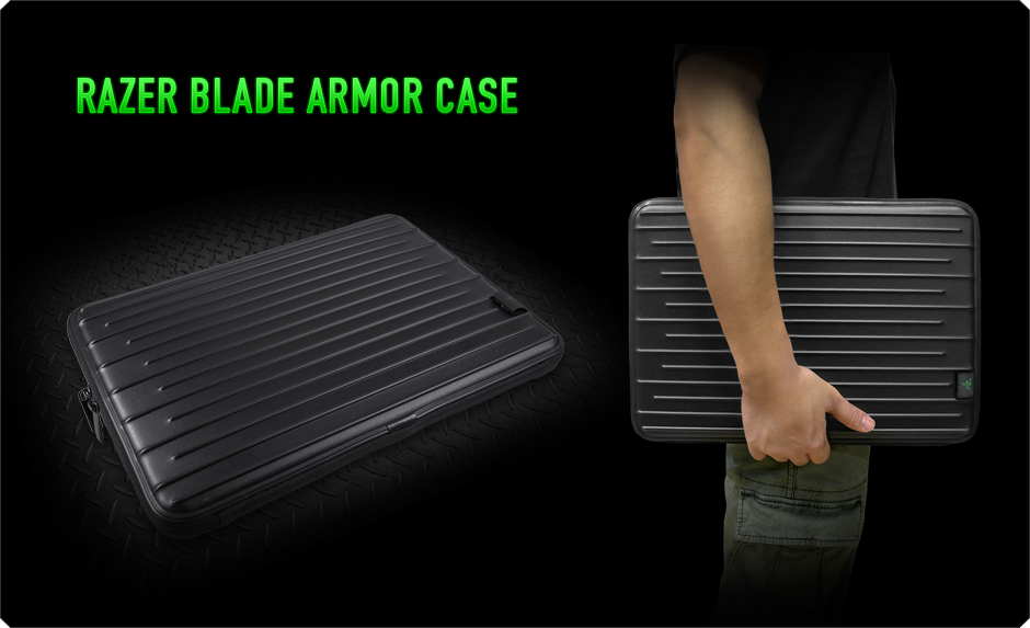 """Razer Blade Armor Case - 14"""" - 4"""