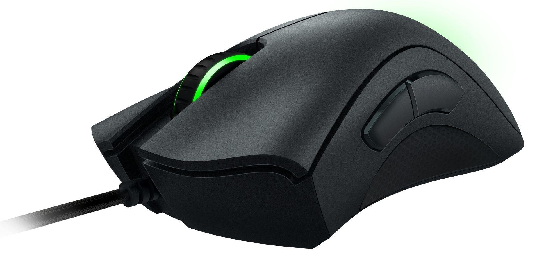 Гейминг мишка Razer DeathAdder Essential - 3