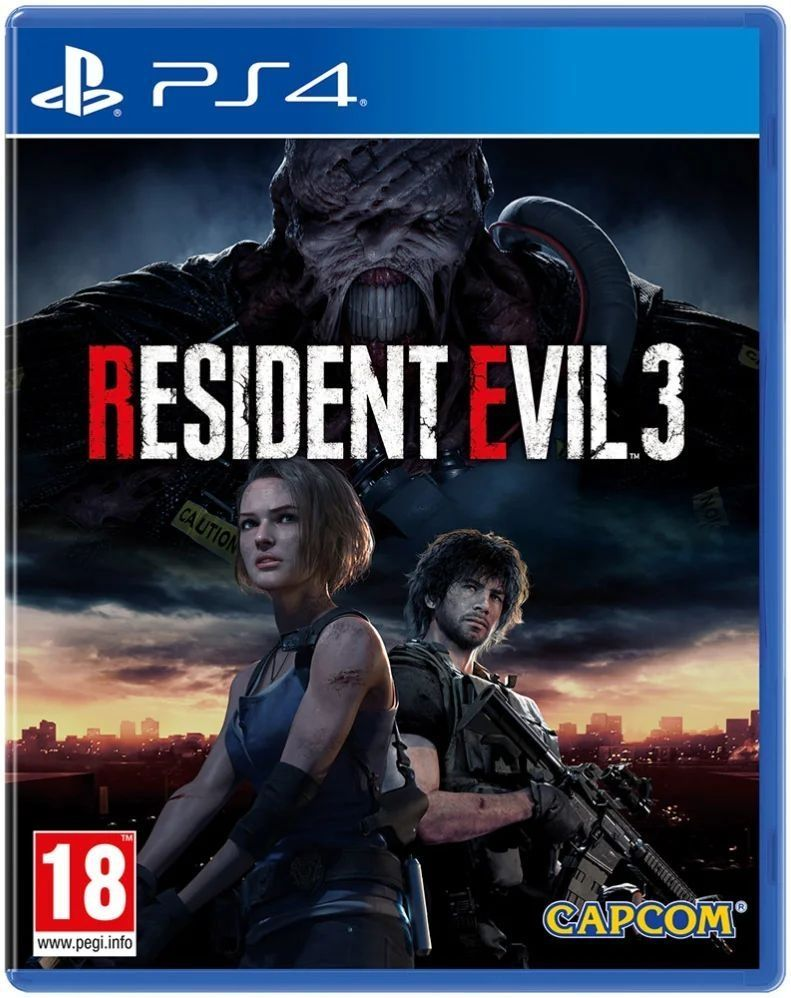 Resident Evil 3 Remake (PS4) - 1