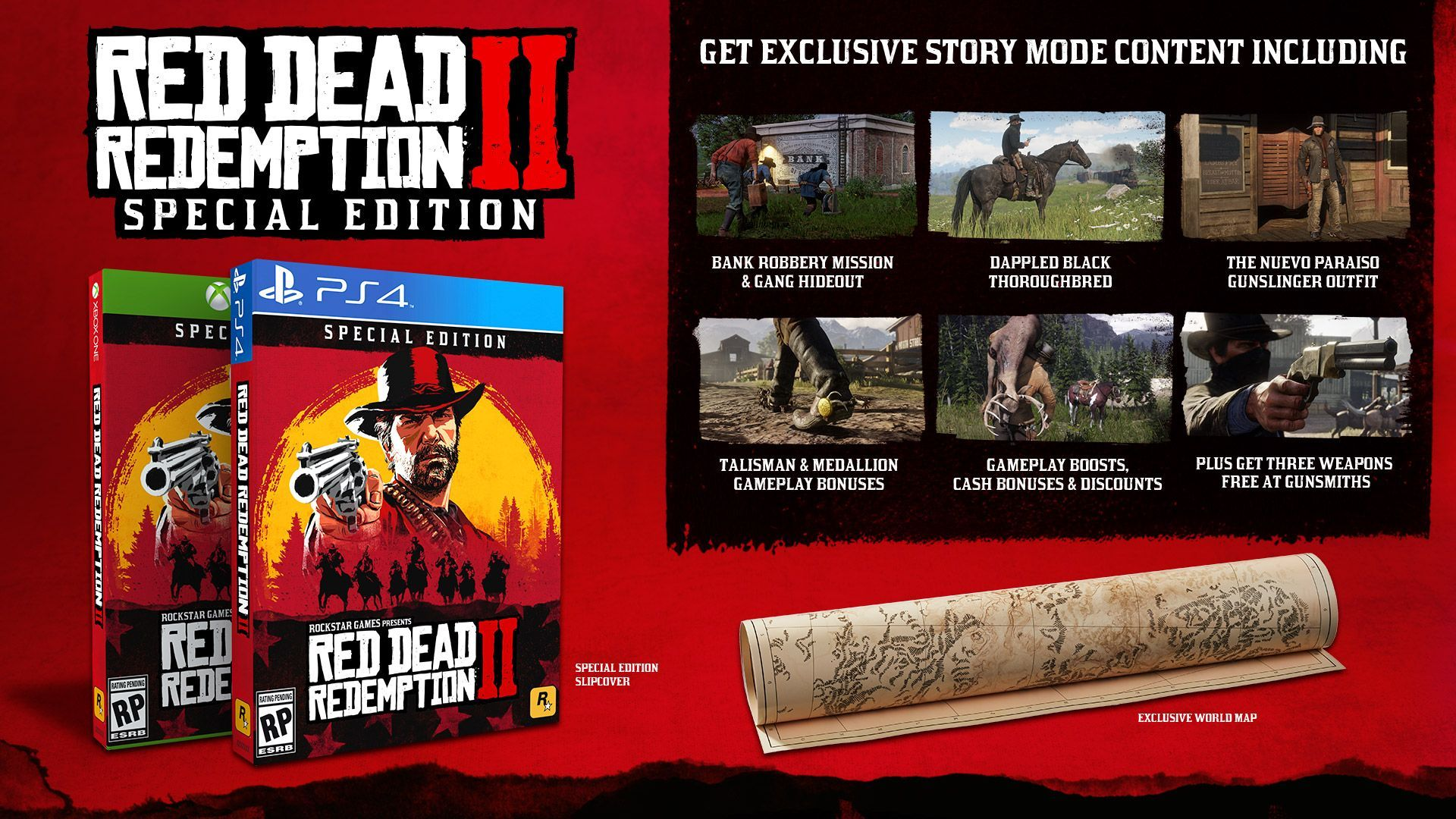 Red Dead Redemption 2 Special Edition (PS4) - 4