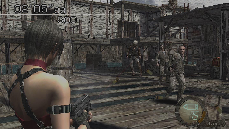 Resident Evil 4 (PS4) - 3