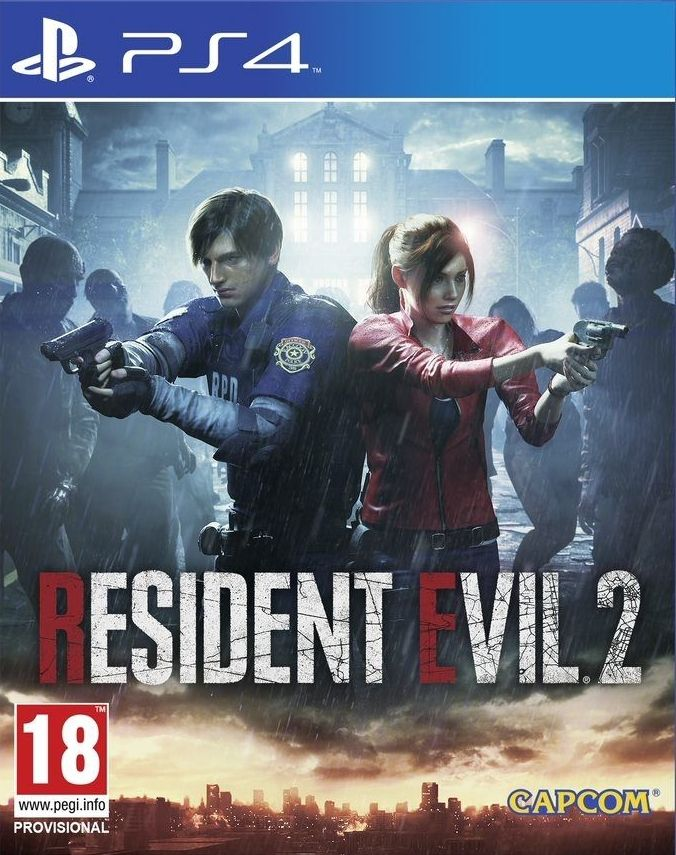 Resident Evil 2 Remake (PS4) - 1