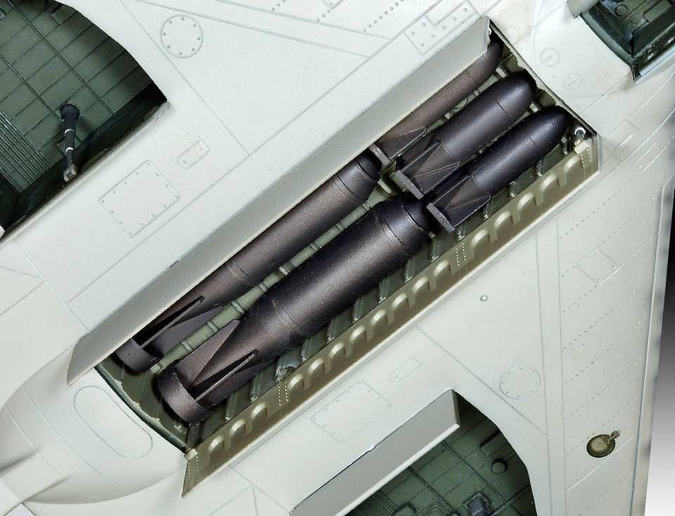 Сглобяем модел на военен самолет Revell - Arado Ar555 (04367) - 5