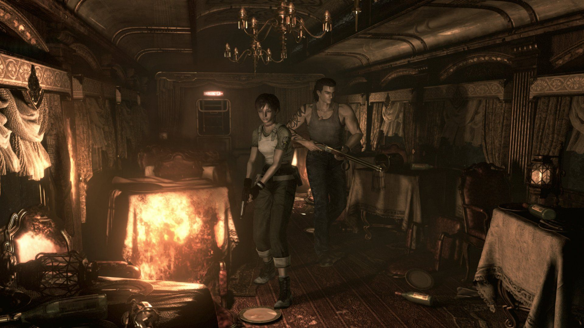 Resident Evil Origins Collection (PC) - 9