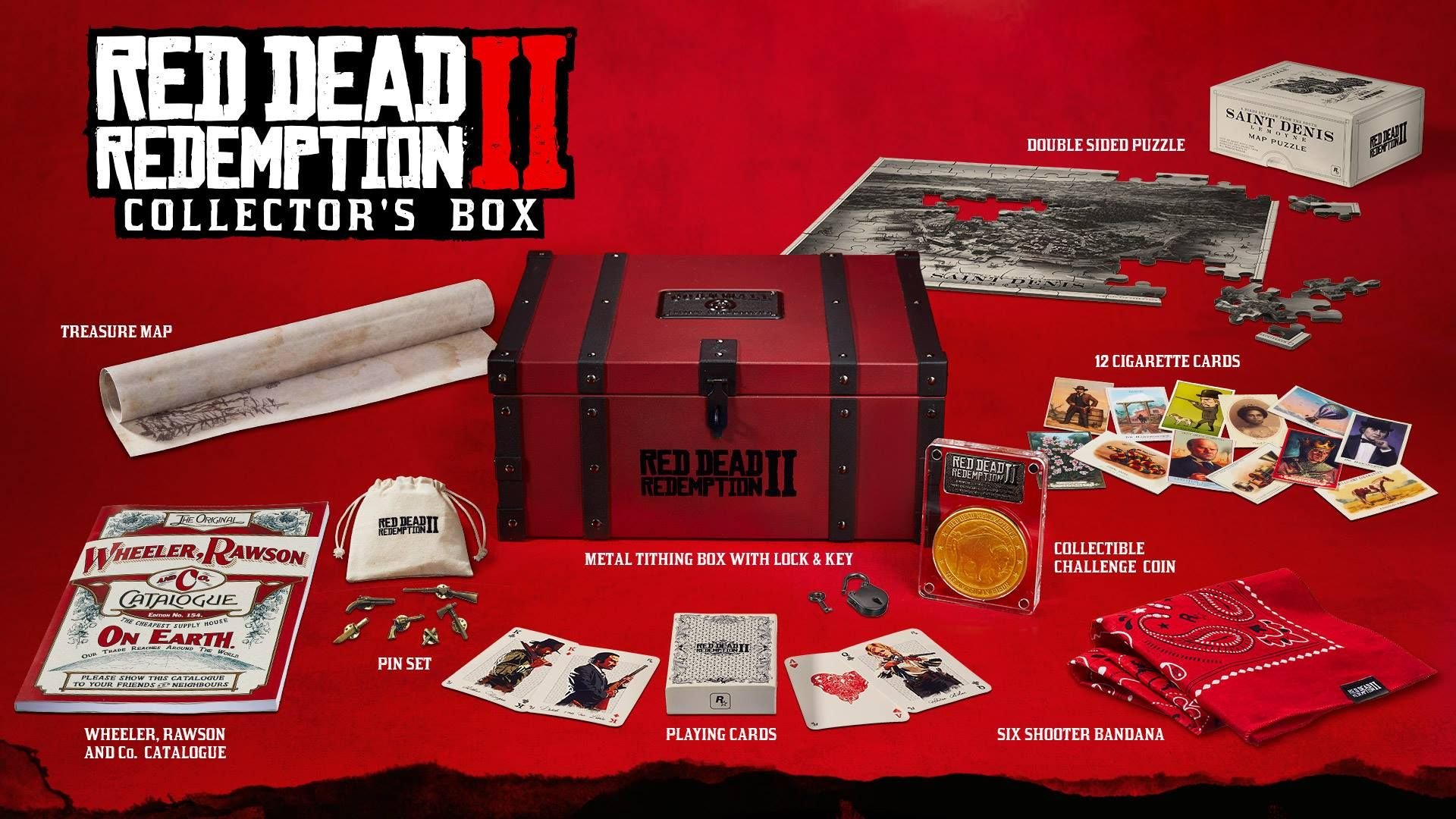 Red Dead Redemption 2 Collector's Box - 4