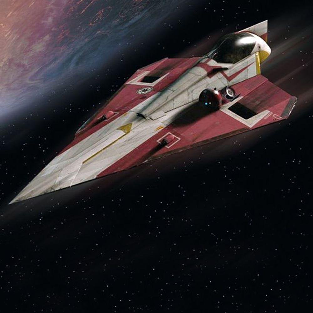 Сглобяем модел Revell - Obi-Wan's Jedi Starfighter - 3