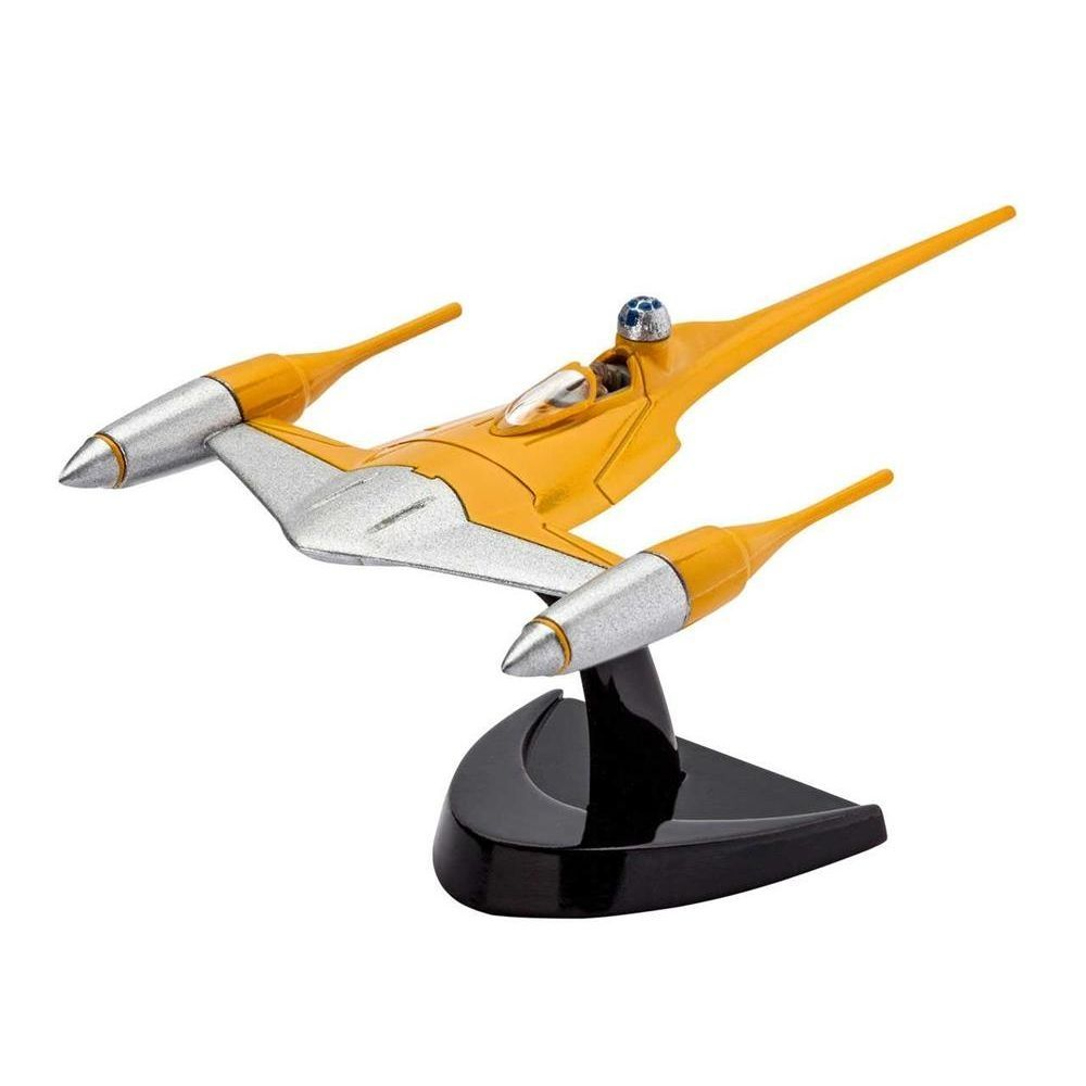 Сглобяем модел Revell - Naboo Starfighter - 1