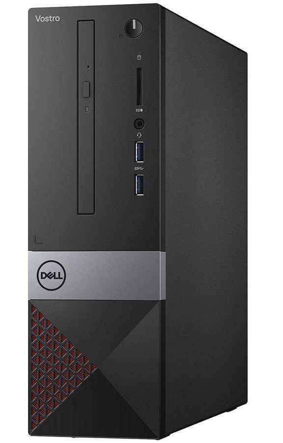 Настолен компютър Dell Vostro - Desktop 3470, черен - 1