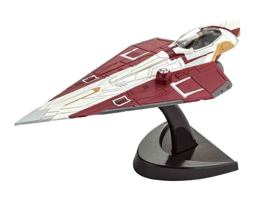 Сглобяем модел Revell - Obi-Wan's Jedi Starfighter - 1