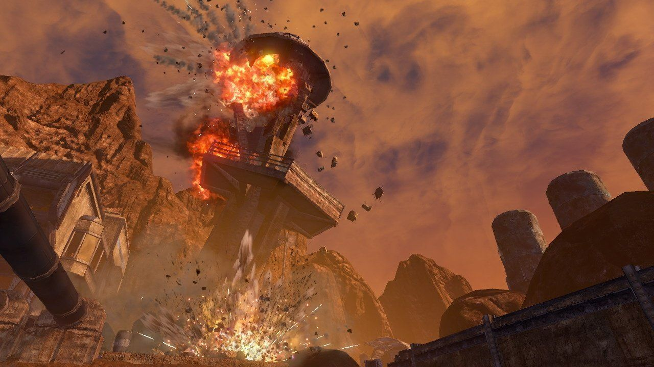 Red Faction Collection (PS3) - 8