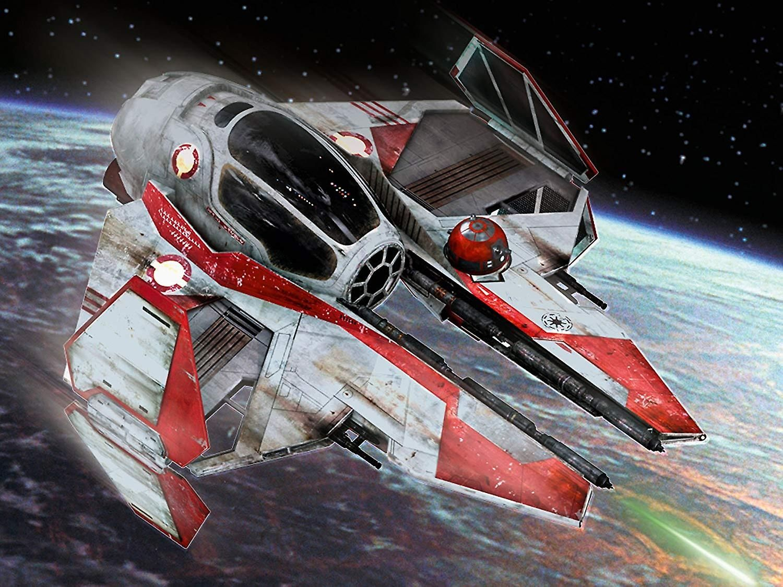 Сглобяем модел Revell - Obi Wan's Jedi Starfighter - 3