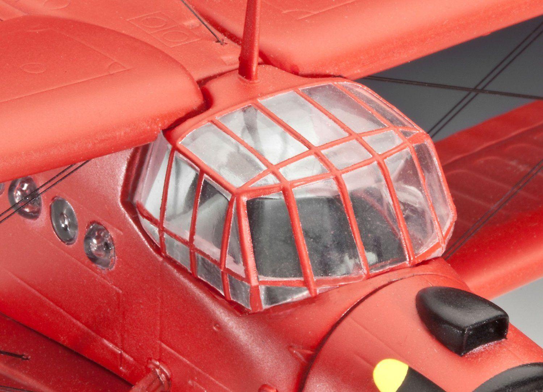 Сглобяем модел на самолет Revell Antonov - An-2 Colt (04667) - 2