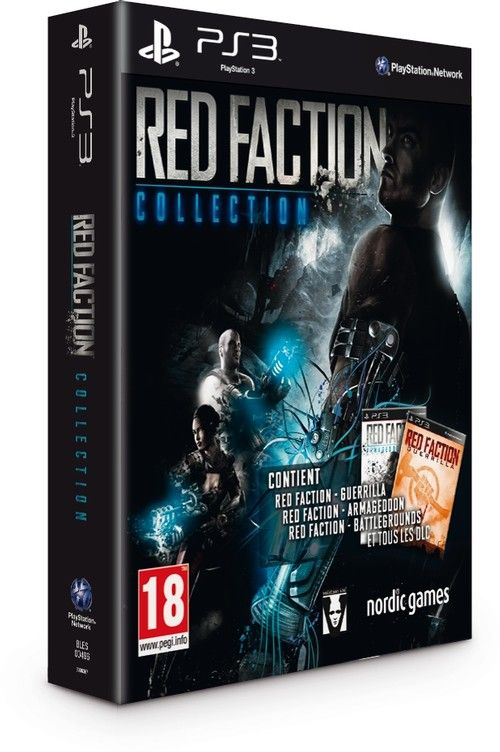 Red Faction Collection (PS3) - 1