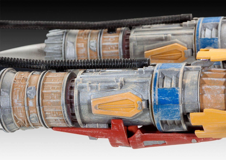 Сглобяем модел на космически кораб Revell Easykit STAR WARS - Anakin's Podracer (Episode 1) (06678) - 4