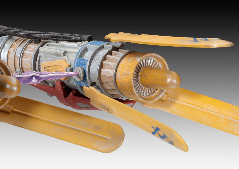 Сглобяем модел на космически кораб Revell Easykit STAR WARS - Anakin's Podracer (Episode 1) (06678) - 7