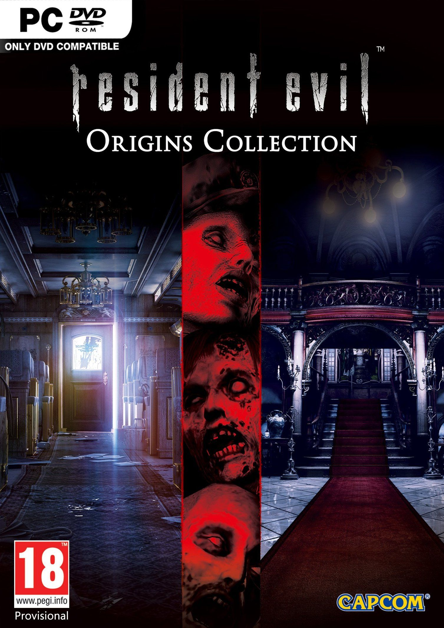 Resident Evil Origins Collection (PC) - 1