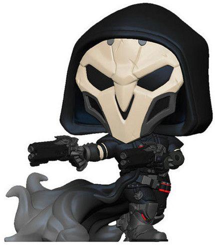 Фигура Funko Pop! Games: Overwatch - Reaper (Wraith) - 1