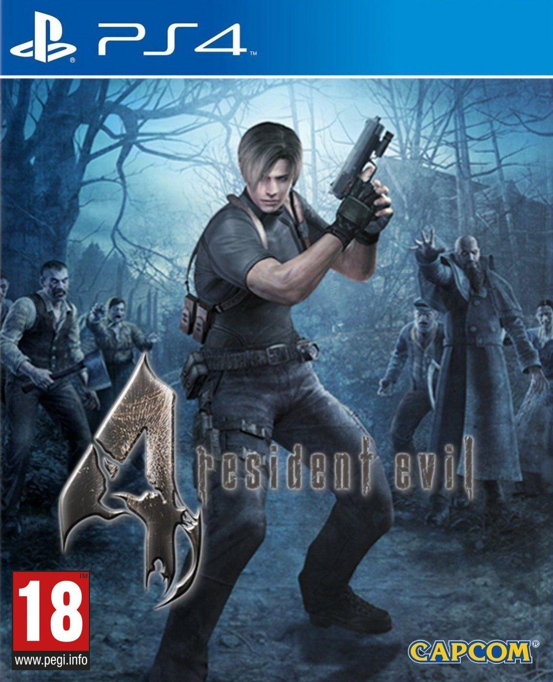 Resident Evil 4 (PS4) - 1
