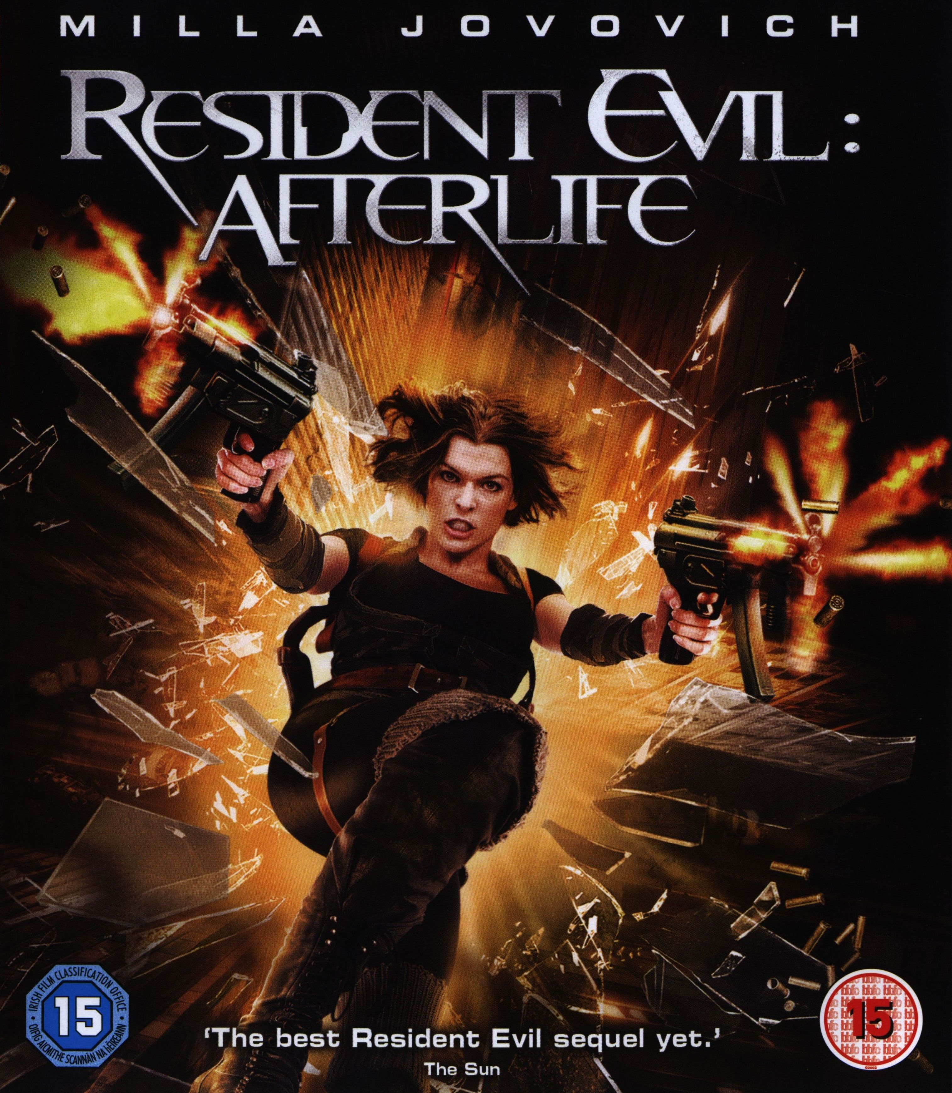 Resident Evil: Afterlife (Blu-Ray) - 1