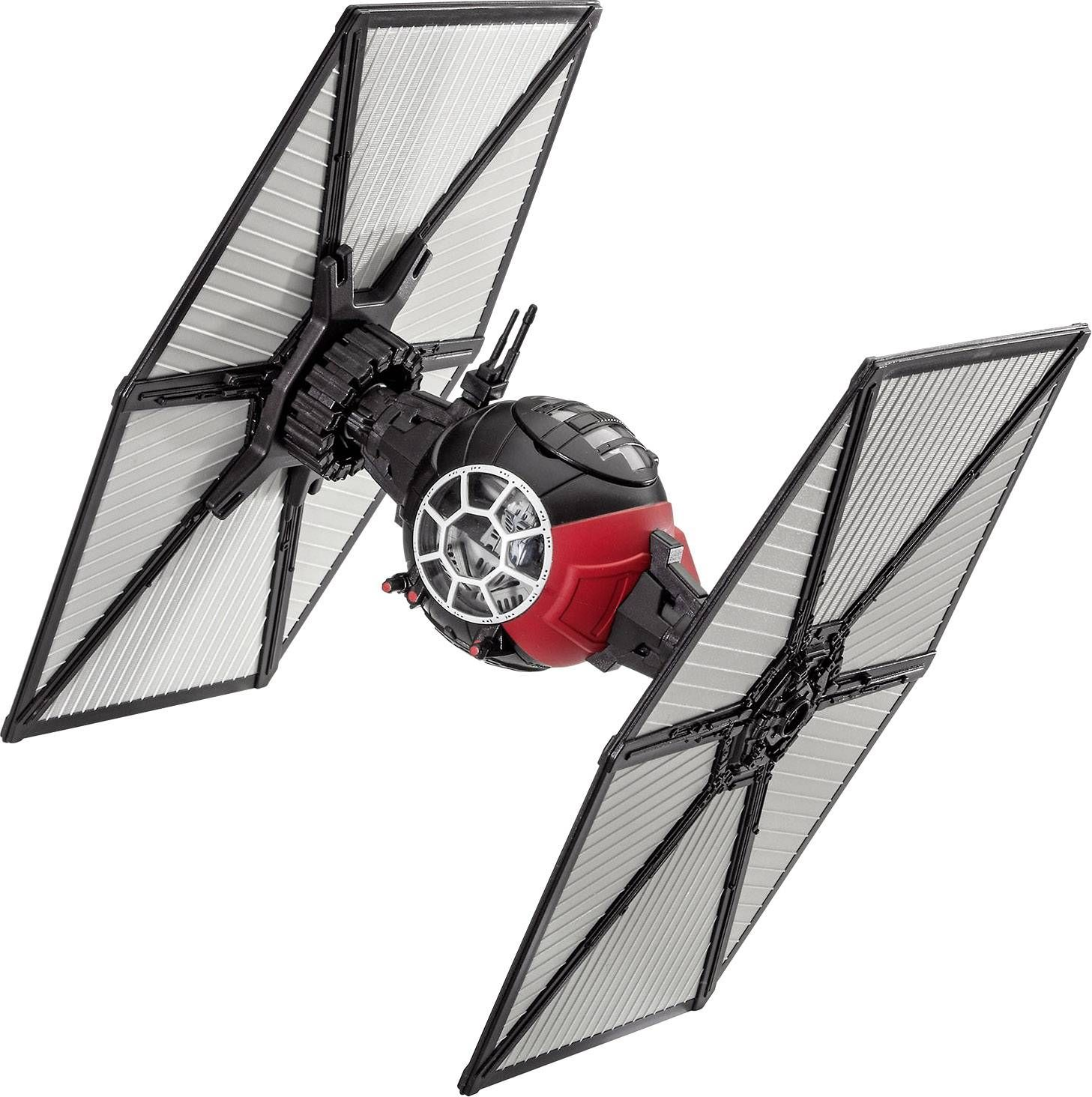 Сглобяем модел Revell - First order Special Forces TIE Fighter - 1