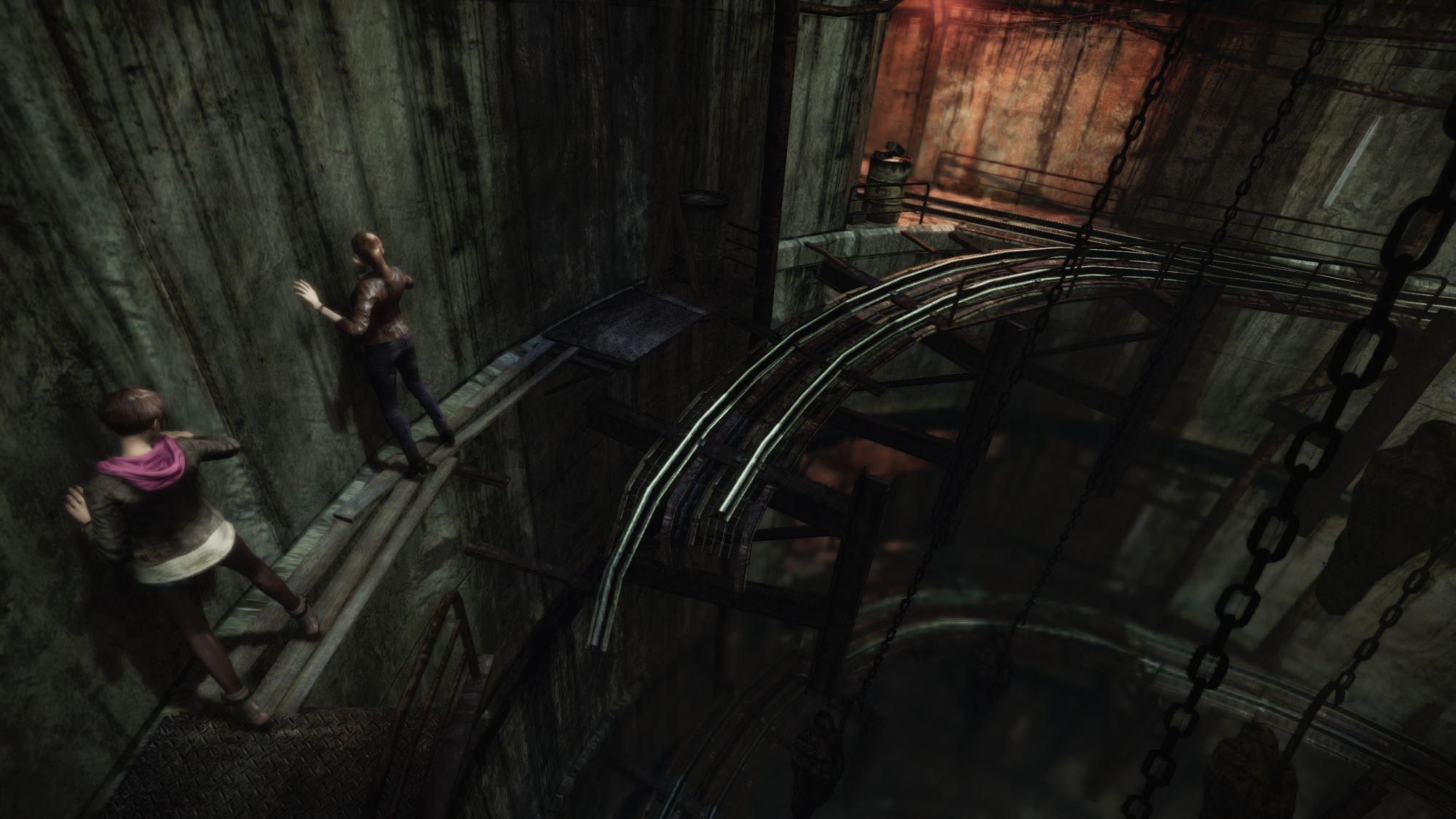 Resident Evil: Revelations 2 (PS4) - 4