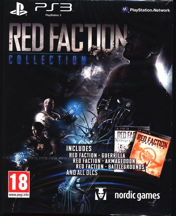 Red Faction Collection (PS3) - 3