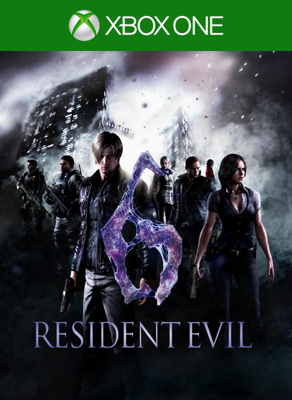 Resident Evil 6 (Xbox One) - 1