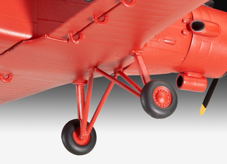 Сглобяем модел на самолет Revell Antonov - An-2 Colt (04667) - 4