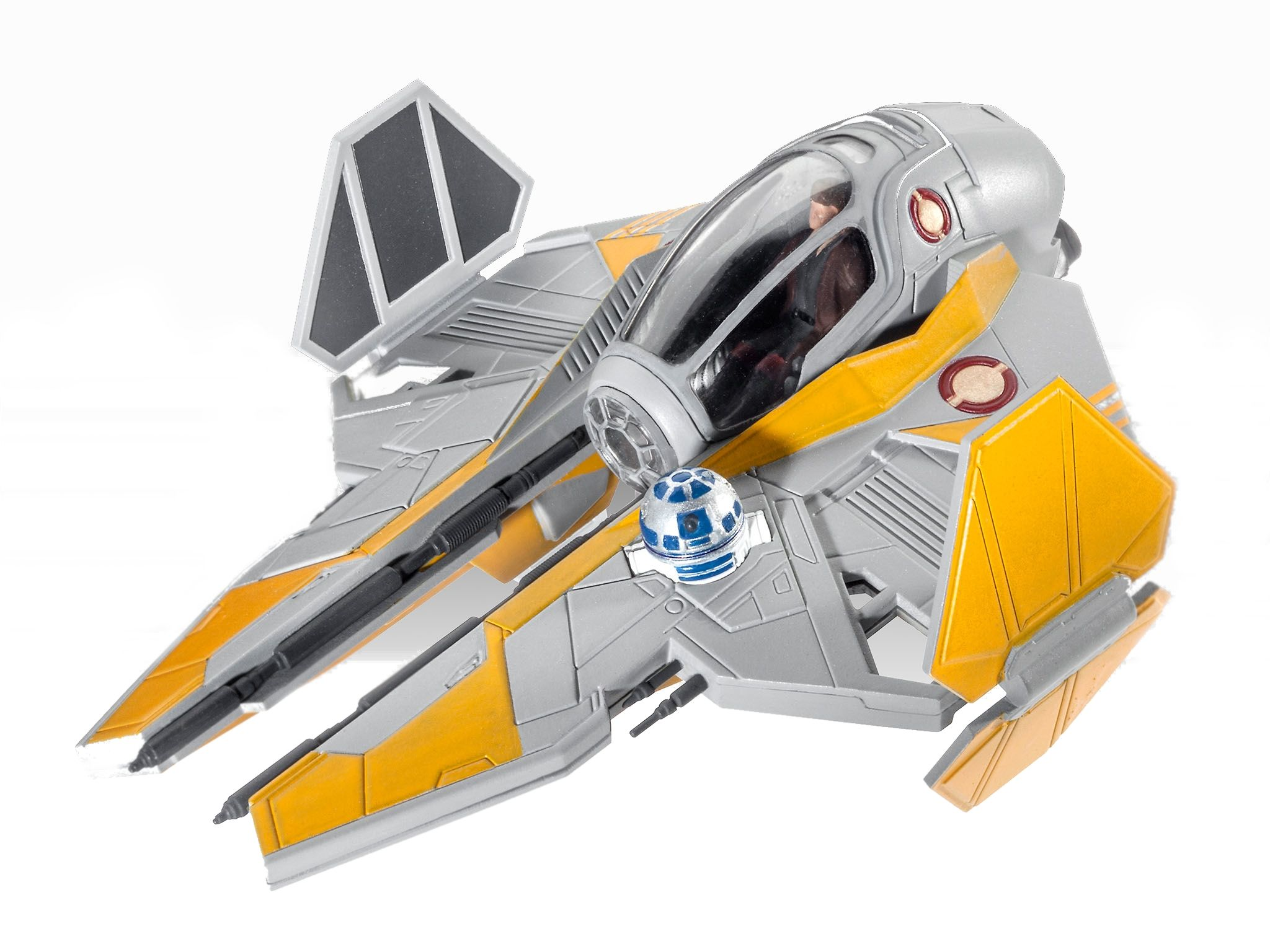 Сглобяем модел Revell - Anakin's Jedi Starfighter - 1