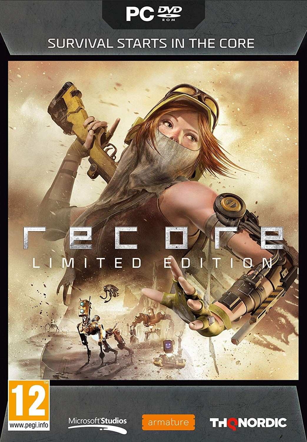 ReCore - Limited Edition (PC) - 1