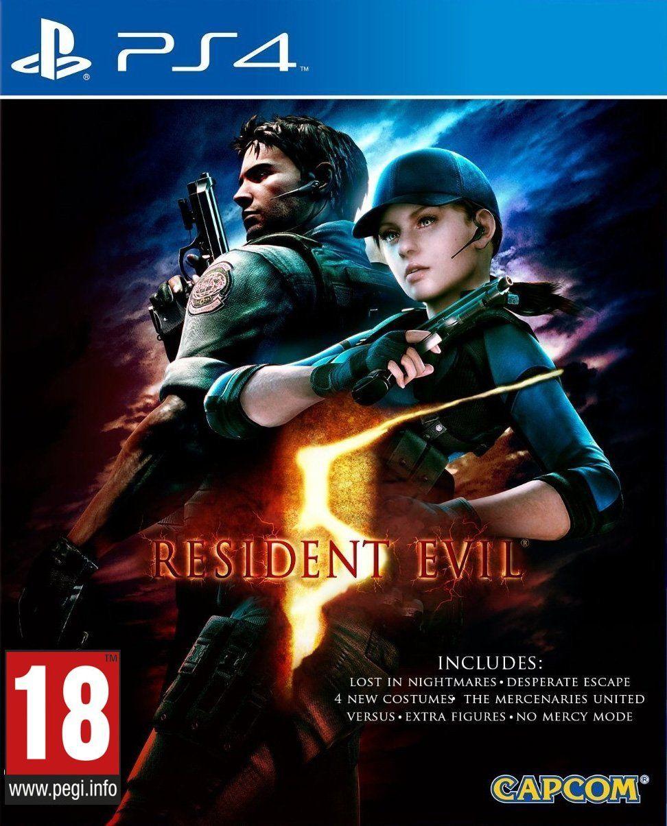 Resident Evil 5 (PS4) - 1