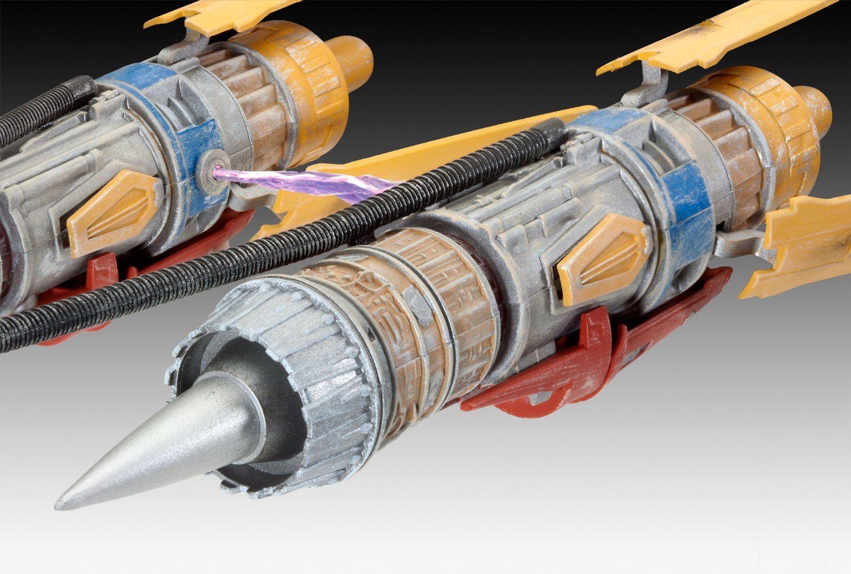 Сглобяем модел на космически кораб Revell Easykit STAR WARS - Anakin's Podracer (Episode 1) (06678) - 6