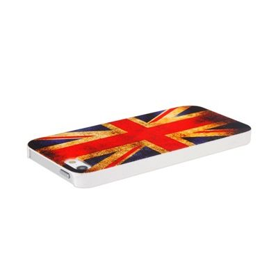 Retro Style Faceplate UK за iPhone 5 - 3